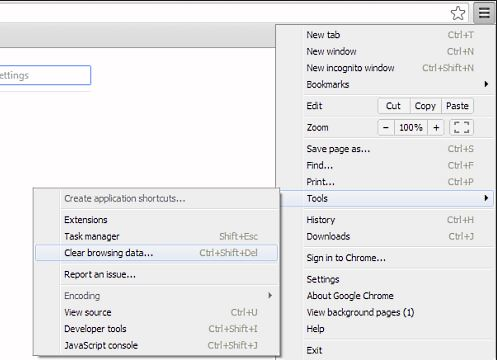 Clearing Browser Cache   Epesi Documentation